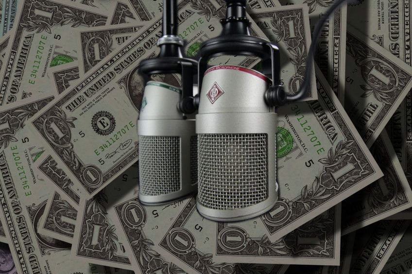 Broadcasting and royalties