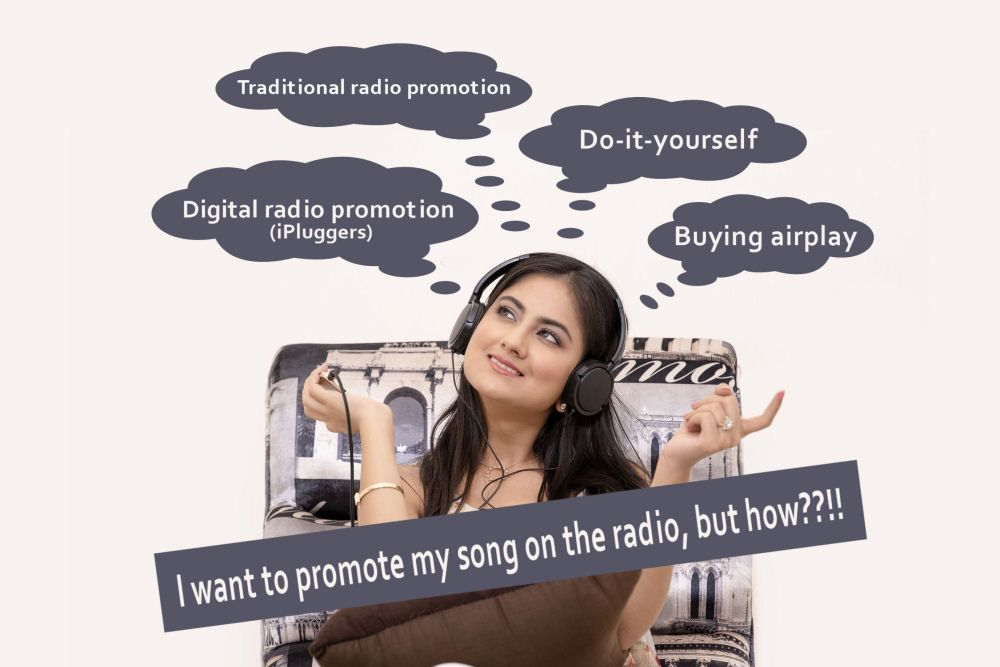 4 ways to get airplay