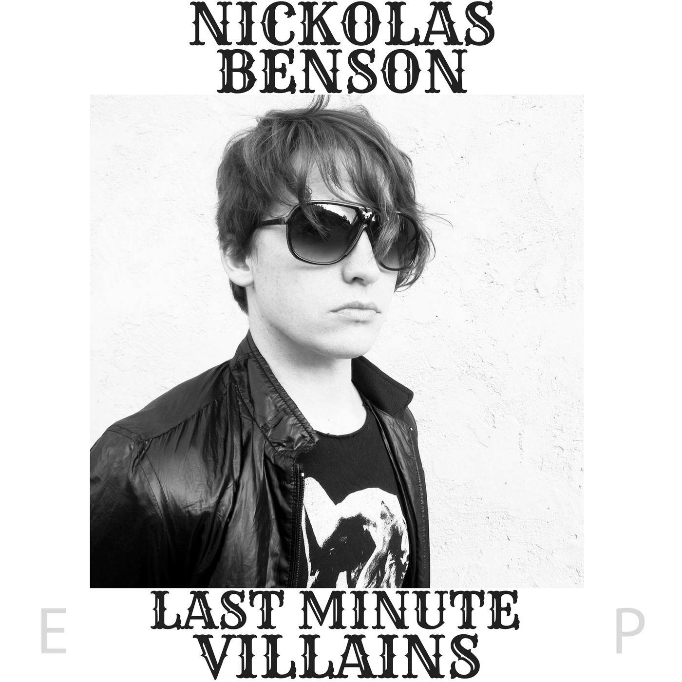 Nickolas Benson