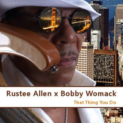 Rustee Allen | music for your station playlist — iPluggers